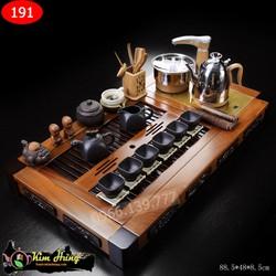 bàn trà điện kim hưng gỗ hương sk191