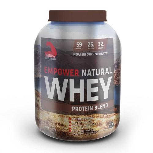Sữa tăng cơ empower natural whey 2,27kg - limitless - 12231283 , 19979277 , 15_19979277 , 2000000 , Sua-tang-co-empower-natural-whey-227kg-limitless-15_19979277 , sendo.vn , Sữa tăng cơ empower natural whey 2,27kg - limitless