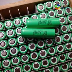 Pin Sạc Lithium Samsung 18650-25R 3.7V 2500mAh