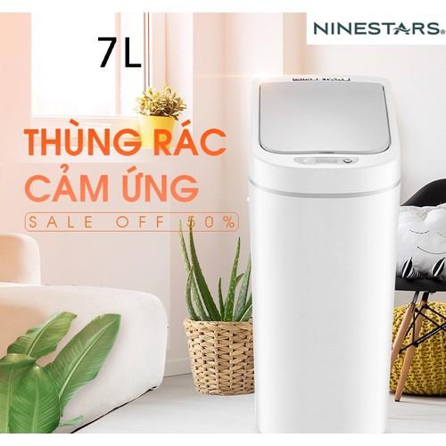 Thùng rác cảm ứng thông minh loại 7l - 12231013 , 19978956 , 15_19978956 , 580000 , Thung-rac-cam-ung-thong-minh-loai-7l-15_19978956 , sendo.vn , Thùng rác cảm ứng thông minh loại 7l