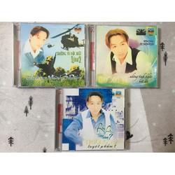 Combo 3 CD Trường Vũ