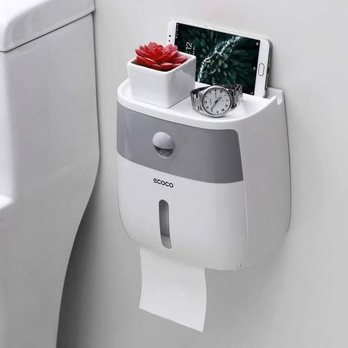 🌻hộp giấy vệ sinh cao cấp ecoco cong mới