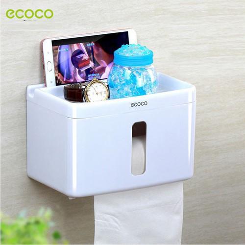 Hộp giấy vệ sinh ecoco đa năng