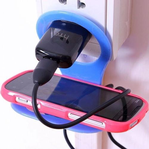 Set 6 giá đỡ điện thoại khi sạc bằng nhựa nhiều màu - 11595327 , 19977739 , 15_19977739 , 48000 , Set-6-gia-do-dien-thoai-khi-sac-bang-nhua-nhieu-mau-15_19977739 , sendo.vn , Set 6 giá đỡ điện thoại khi sạc bằng nhựa nhiều màu
