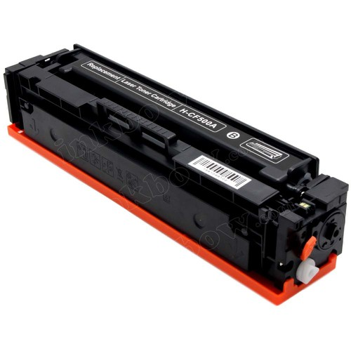Hộp mực màu đen cf500a dùng cho máy in hp color m254, m280, m281 - hp 202a