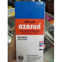 AZASUN 120ml dầu gội trị gàu