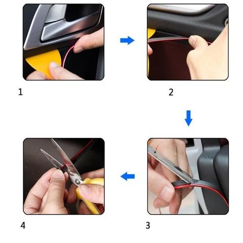 Chỉ viền trang trí nội thất ô tô, xe hơi cao cấp phcv01: các màu vàng, tím, đỏ, bạc, xanh - 12250270 , 20007886 , 15_20007886 , 50000 , Chi-vien-trang-tri-noi-that-o-to-xe-hoi-cao-cap-phcv01-cac-mau-vang-tim-do-bac-xanh-15_20007886 , sendo.vn , Chỉ viền trang trí nội thất ô tô, xe hơi cao cấp phcv01: các màu vàng, tím, đỏ, bạc, xanh