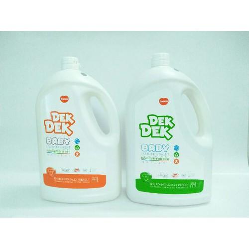 Nước giặt xả 2 trong 1 dek dek cho bé 3lit8 yuni shop - 12258247 , 20019499 , 15_20019499 , 260000 , Nuoc-giat-xa-2-trong-1-dek-dek-cho-be-3lit8-yuni-shop-15_20019499 , sendo.vn , Nước giặt xả 2 trong 1 dek dek cho bé 3lit8 yuni shop