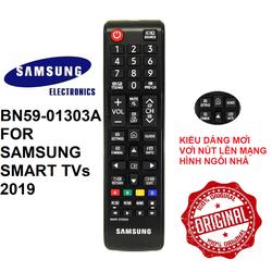Remote điều khiển tivi Samsung smart BN59-01303A - Model 2019 - Tặng pin
