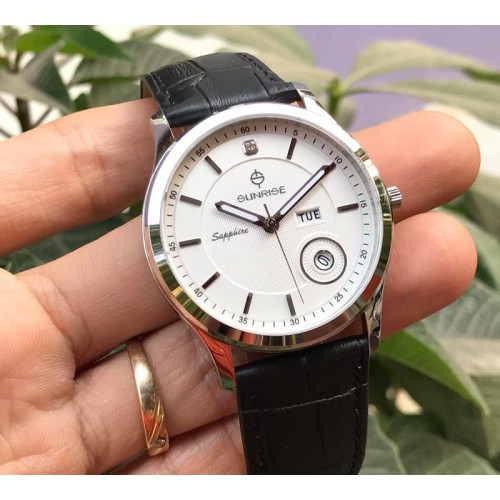 Đồng hồ nam chính hãng sunrise dm782pwa