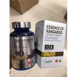 VIÊN UỐNG TĂNG CƯỜNG Sức khỏe nam CỦA ÚC ESSENCE OF KANGAROO – BLUE 200 Viên