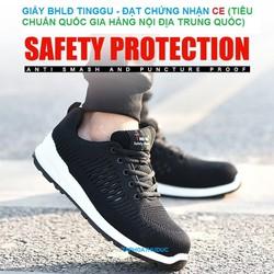 Giày Bảo hộ lao động TINGGU - SAFETY GT