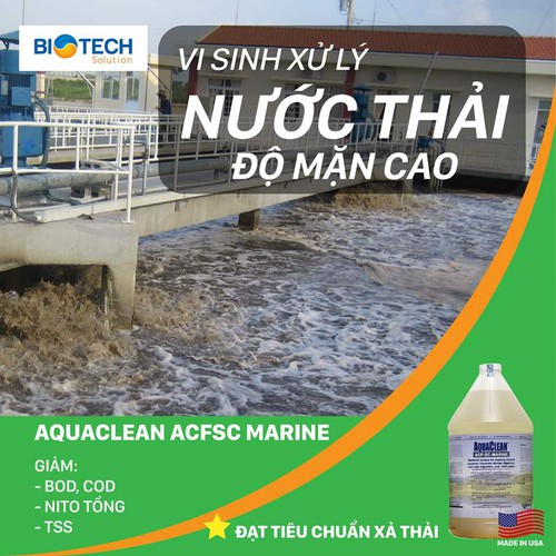 Vi sinh xử lý nước thải có độ mặn cao Aquaclean ACF SC Marine chai 3,785 lít - 11351453 , 20006888 , 15_20006888 , 880000 , Vi-sinh-xu-ly-nuoc-thai-co-do-man-cao-Aquaclean-ACF-SC-Marine-chai-3785-lit-15_20006888 , sendo.vn , Vi sinh xử lý nước thải có độ mặn cao Aquaclean ACF SC Marine chai 3,785 lít