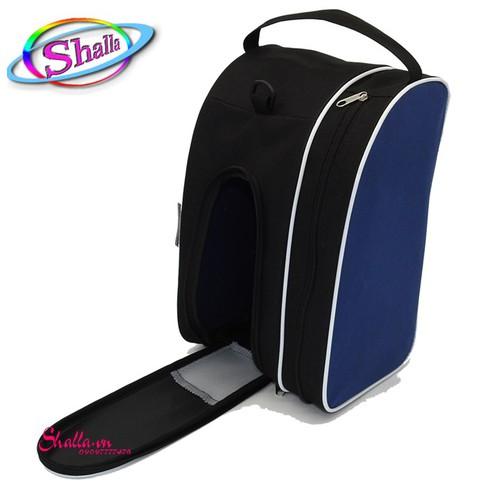 Túi đựng giày trơn 2 đôi shalla