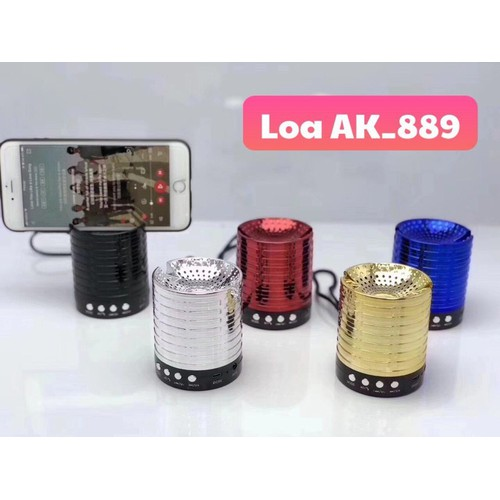 Loa bluetooth 889 - 12256160 , 20016206 , 15_20016206 , 135000 , Loa-bluetooth-889-15_20016206 , sendo.vn , Loa bluetooth 889