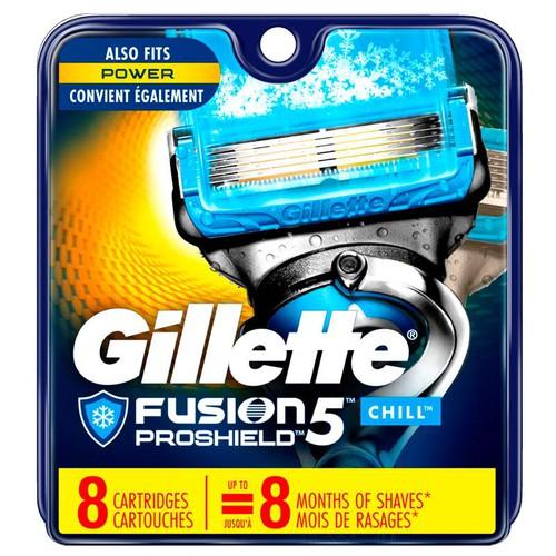 Vỉ 8 lưỡi dao cạo râu gillette chính hãng fusion5 proshield chill - 12254813 , 20014210 , 15_20014210 , 650000 , Vi-8-luoi-dao-cao-rau-gillette-chinh-hang-fusion5-proshield-chill-15_20014210 , sendo.vn , Vỉ 8 lưỡi dao cạo râu gillette chính hãng fusion5 proshield chill