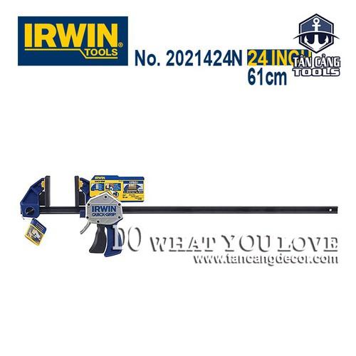 Cảo kẹp nhanh công nghiệp irwin 610 mm no.2021424n - 12263600 , 20026807 , 15_20026807 , 838000 , Cao-kep-nhanh-cong-nghiep-irwin-610-mm-no.2021424n-15_20026807 , sendo.vn , Cảo kẹp nhanh công nghiệp irwin 610 mm no.2021424n