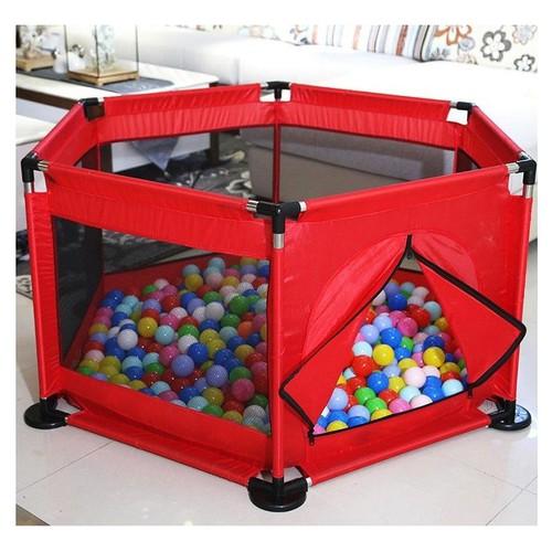 Set 2 quây bóng kiêm cũi cho bé vui chơi có khung rất chắc chắn - 12250598 , 20008278 , 15_20008278 , 638000 , Set-2-quay-bong-kiem-cui-cho-be-vui-choi-co-khung-rat-chac-chan-15_20008278 , sendo.vn , Set 2 quây bóng kiêm cũi cho bé vui chơi có khung rất chắc chắn