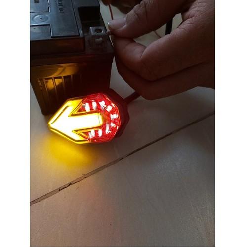 Đèn xi nhan hình mũi tên cực rẽ - 12262165 , 20024859 , 15_20024859 , 130000 , Den-xi-nhan-hinh-mui-ten-cuc-re-15_20024859 , sendo.vn , Đèn xi nhan hình mũi tên cực rẽ