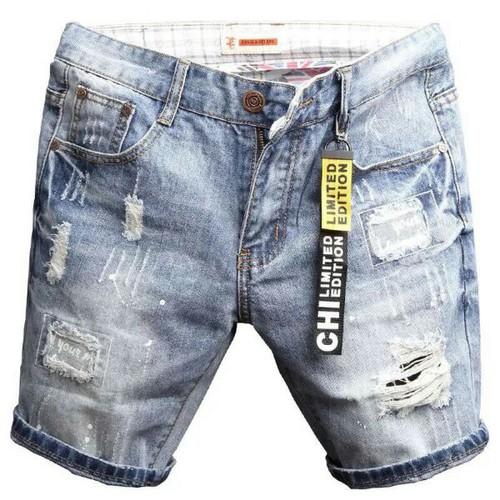 Quần short jean nam thời trang - 12259927 , 20021988 , 15_20021988 , 145000 , Quan-short-jean-nam-thoi-trang-15_20021988 , sendo.vn , Quần short jean nam thời trang