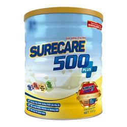 Sữa Surecare 500 Plus 900g dành cho trẻ biếng ăn phục hồi tăng trưởng
