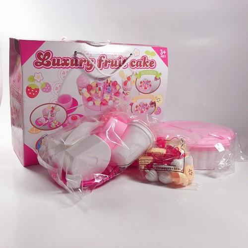 Bánh sinh nhật - đồ chơi bánh sinh nhật