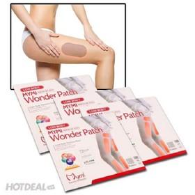 Miếng dán tan mỡ đùi và bắp chân [hộp 18 miếng] - CS131