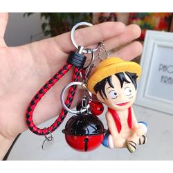 Móc khóa móc khóa hoạt hình móc khóa dễ thương móc khóa Luffy móc khóa đảo hải tặc móc khóa vua hải tặc móc khóa one piece