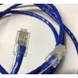 dây mạng bấm sẵn 2 đầu GIPCO cat6 dài 20m