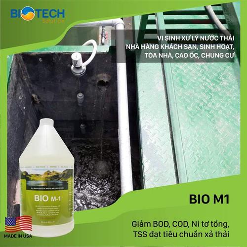 Vi sinh xử lý nước thải sinh hoạt bio m1 chai 4 lít - 12307094 , 20046994 , 15_20046994 , 1000000 , Vi-sinh-xu-ly-nuoc-thai-sinh-hoat-bio-m1-chai-4-lit-15_20046994 , sendo.vn , Vi sinh xử lý nước thải sinh hoạt bio m1 chai 4 lít
