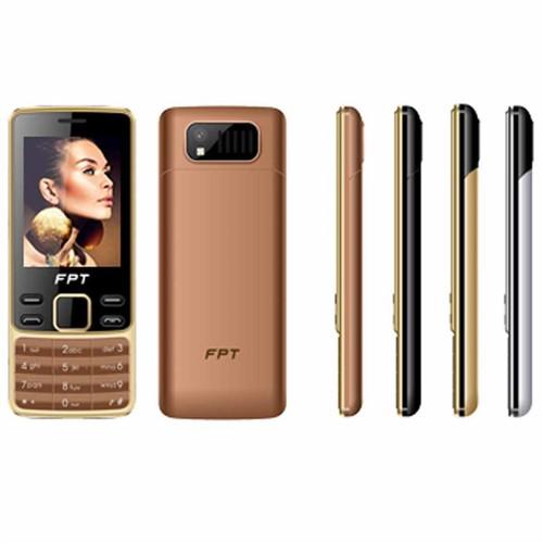 Điện thoại fpt buk b630 , thiết kế sang trọng với khung kim loại bo viền mặt trước khỏe khoắn , màn hình rộng 2.4 inch - 12303887 , 20041843 , 15_20041843 , 390000 , Dien-thoai-fpt-buk-b630-thiet-ke-sang-trong-voi-khung-kim-loai-bo-vien-mat-truoc-khoe-khoan-man-hinh-rong-2.4-inch-15_20041843 , sendo.vn , Điện thoại fpt buk b630 , thiết kế sang trọng với khung kim loại
