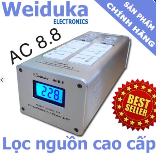 Bộ lọc điện AUDIO WEIDUKA AC 8.8 ADVANCE 2018 - 11356069 , 20182004 , 15_20182004 , 1000000 , Bo-loc-dien-AUDIO-WEIDUKA-AC-8.8-ADVANCE-2018-15_20182004 , sendo.vn , Bộ lọc điện AUDIO WEIDUKA AC 8.8 ADVANCE 2018