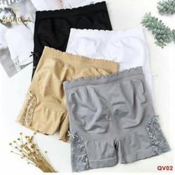 quần mặc váy nâng mông
