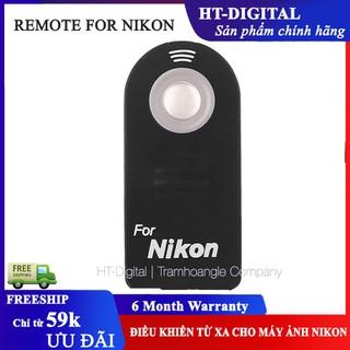 Remote Điều Khiển Từ Xa Cho Nikon - Remote-Nikon thumbnail