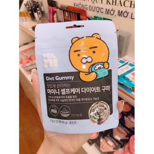 Kẹo giảm cân diet gummy - 12304411 , 20042607 , 15_20042607 , 80000 , Keo-giam-can-diet-gummy-15_20042607 , sendo.vn , Kẹo giảm cân diet gummy