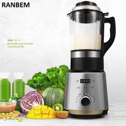 Máy xay nấu đa năng RANBEM 732G - Nâng cấp toàn diện so với 769S - 732G