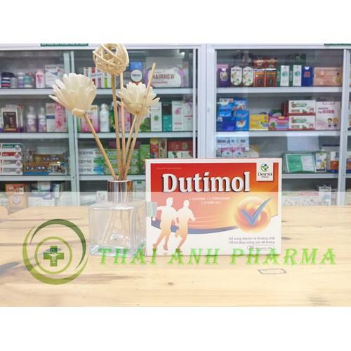 Vitamin tổng hợp dutimol dạng vỉ - 12313351 , 20056811 , 15_20056811 , 150000 , Vitamin-tong-hop-dutimol-dang-vi-15_20056811 , sendo.vn , Vitamin tổng hợp dutimol dạng vỉ