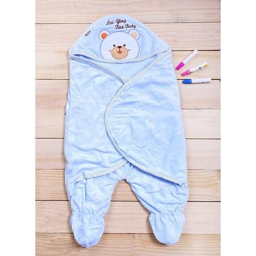 Túi ngủ có chân cho bé trai - 12269667 , 20036675 , 15_20036675 , 158000 , Tui-ngu-co-chan-cho-be-trai-15_20036675 , sendo.vn , Túi ngủ có chân cho bé trai