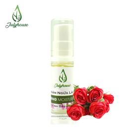 Serum ngăn ngừa lão hoá chiết xuất tinh dầu Hoa Hồng Julyhouse 5ml - serumhoahong5ml-0