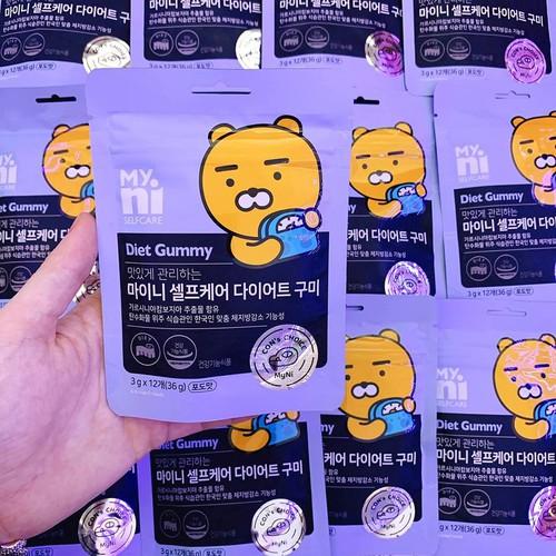 Kẹo giảm cân diet gummy - 12304417 , 20042616 , 15_20042616 , 85000 , Keo-giam-can-diet-gummy-15_20042616 , sendo.vn , Kẹo giảm cân diet gummy