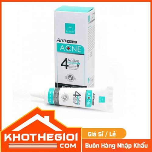Kem trị mụn 4 tác dụng vitara anti acne gel thái lan chính hãng - 12313060 , 20056391 , 15_20056391 , 176000 , Kem-tri-mun-4-tac-dung-vitara-anti-acne-gel-thai-lan-chinh-hang-15_20056391 , sendo.vn , Kem trị mụn 4 tác dụng vitara anti acne gel thái lan chính hãng