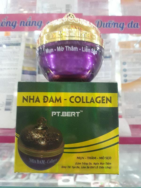 Kem Mụn Thâm Mờ Sẹo Nha Đam Collagen Pt-Bert 20G - Kmthms giá rẻ