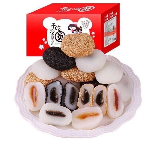 Bánh mochi đài loan 1 kg mix sẵn 4 vị - 12308119 , 20048921 , 15_20048921 , 99000 , Banh-mochi-dai-loan-1-kg-mix-san-4-vi-15_20048921 , sendo.vn , Bánh mochi đài loan 1 kg mix sẵn 4 vị