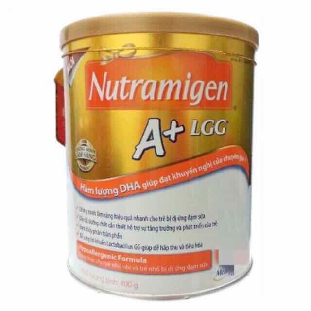 Sữa bột NUTRAMIGEN lon 400g