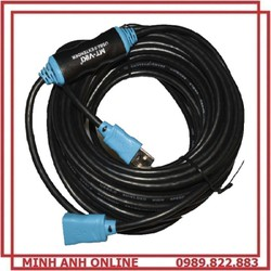 Cáp nối dài USB 15m Có IC khuếch đại tín hiệu VIKI