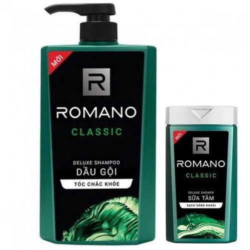 Dầu gội Romano Classic 650ml CHINH HANG