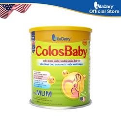 Sữa bột ColosBaby Gold Mum 800g
