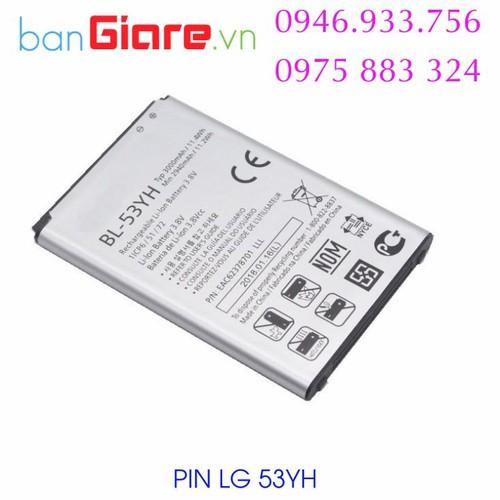 Pin lg 53yh - 12007220 , 19610211 , 15_19610211 , 85000 , Pin-lg-53yh-15_19610211 , sendo.vn , Pin lg 53yh
