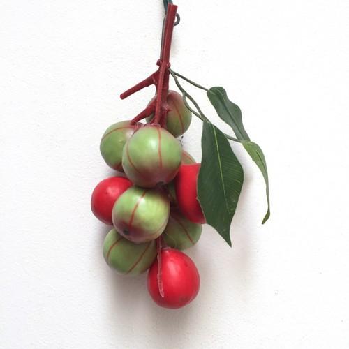 Trái cây giả - chùm trái sung