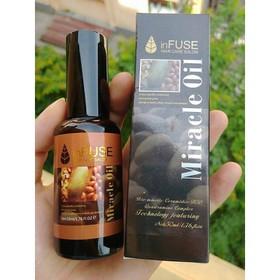 Tinh dầu cafe dưỡng tóc suôn mượt Miracle Oil - CB067